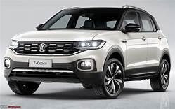 VW T cross